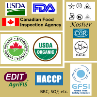 AgriFIS, Inc  - Food Safety & Consumer Quality » Certifications